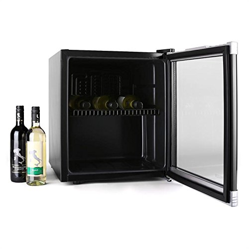 klarstein beerlocker mini r frig rateur 46l mini bar. Black Bedroom Furniture Sets. Home Design Ideas