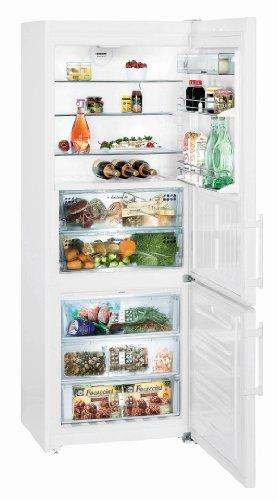 Liebherr cbnp 5156 20 r frig rateur 306 l a blanc - Liebherr frigo americain ...