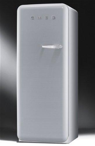 Smeg fab28lx1 frigo combine - Frigo americain smeg ...