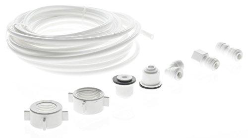 home pi ces ltd double tube tuyau d 39 eau pour r frig rateur am. Black Bedroom Furniture Sets. Home Design Ideas