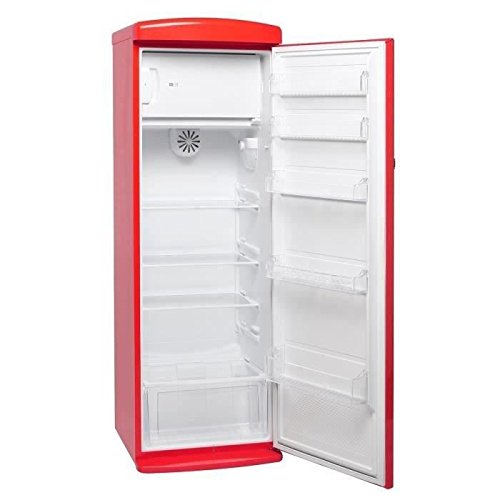 Ce1df311rv refrigerateur 1 porte vintage for Decoration porte frigo