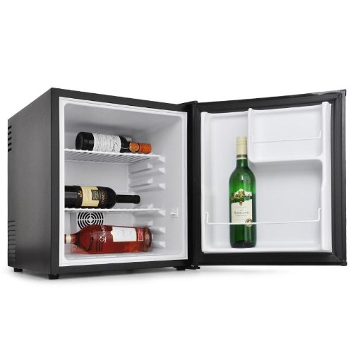 Klarstein minibar design mini frigo 2 etag res cave vin for Mini frigo design