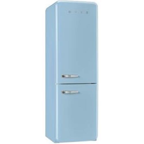 smeg fab32razn1 r frig rateur 321 l a bleu. Black Bedroom Furniture Sets. Home Design Ideas